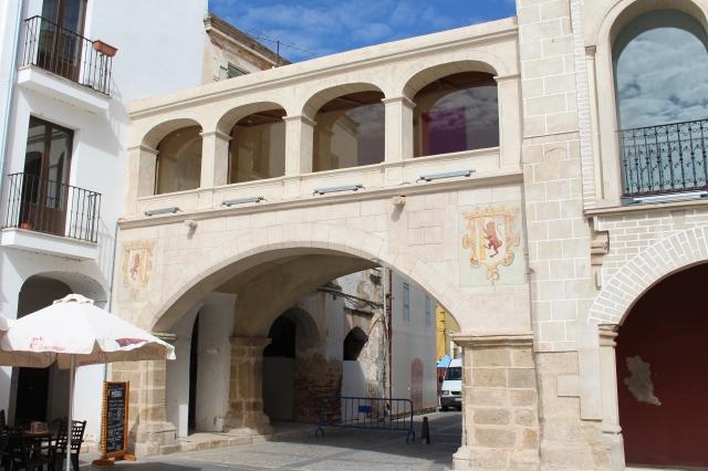 Arco del Peso Plaza Alta