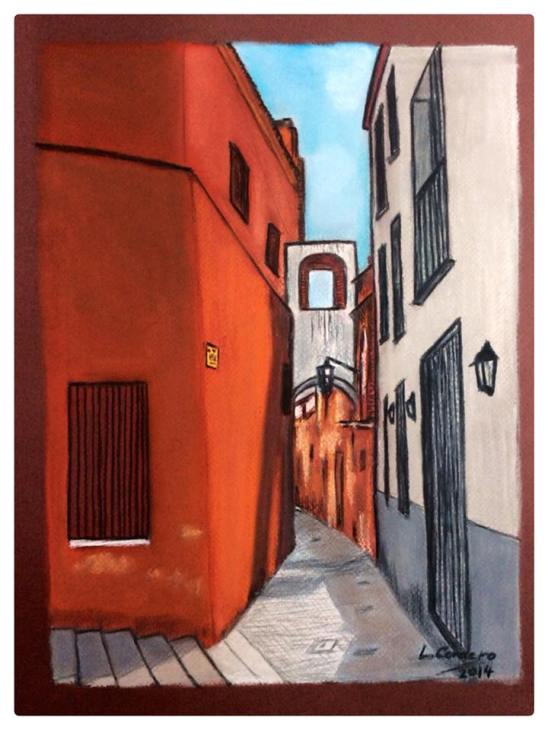 calle san lorenzo