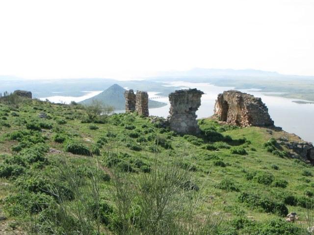 castillo de lares ruinas