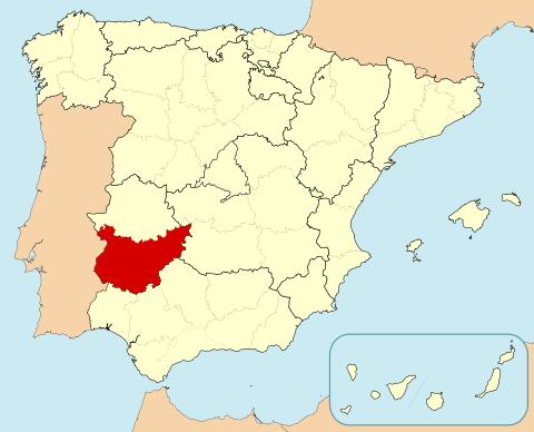 Provicia de Badajoz