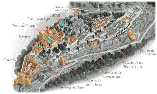 2-La-Alhambra-Nazarí1