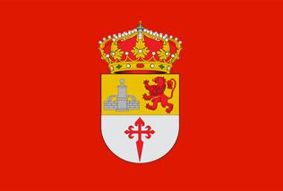 españa_Badajoz_Fuentes de León (BANDERA)