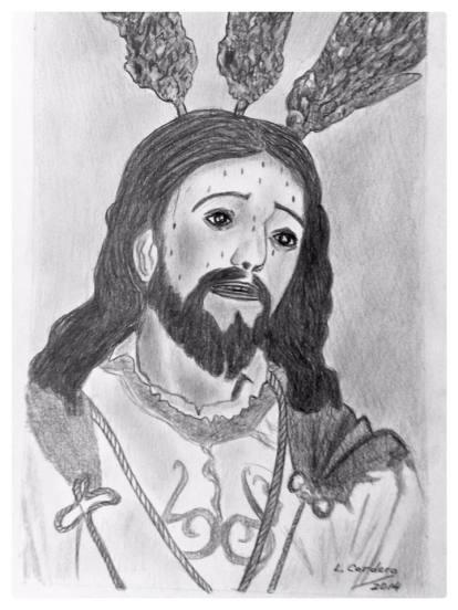 jesús en el huerto