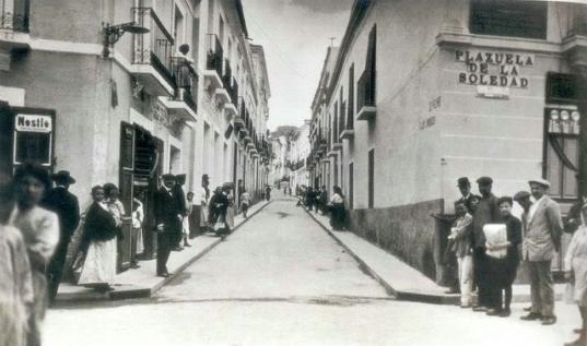 calle mesones