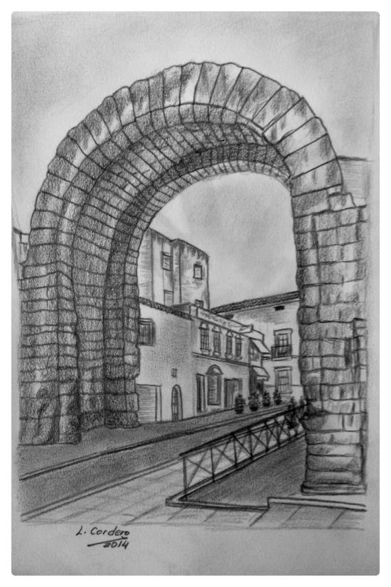 Mérida Arco Trajano