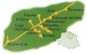 Mapa-pueblos-valle-del-jerte