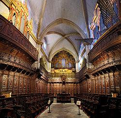 250px-Coro_de_la_S.I._Catedral_Metropolitana_de_Badajoz