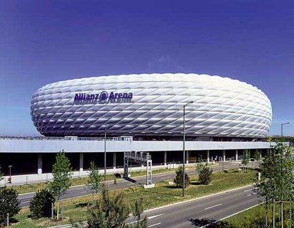 Allianz-Arena-Bayern-Munich-Stadium