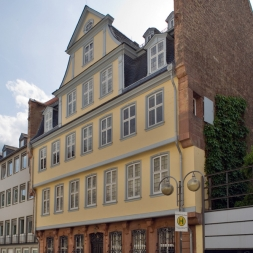 casa de goethe frankfurt