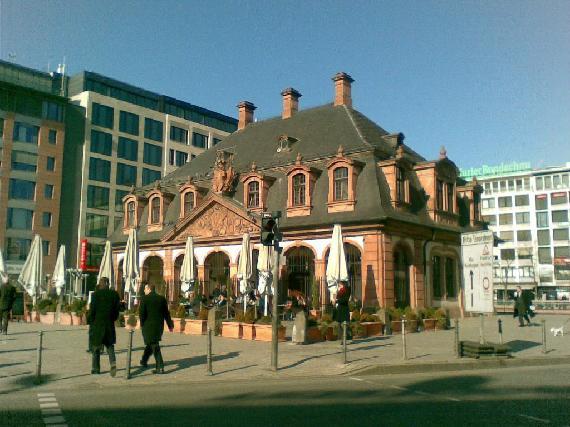 edificio hauptwache frankfurt