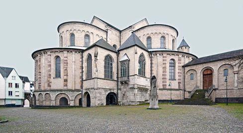 Iglesia Santa María del Capitolio Colonio