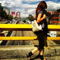 paseando por la ciudad
