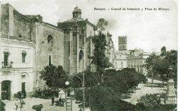 Plaza de Minayo 1908
