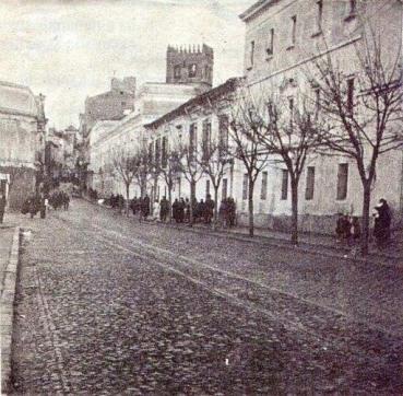 Plaza Minayo 1920
