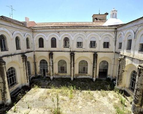 Antiguo Colegio San Pedro de Alcántara.Foto: J.V. Arnelas