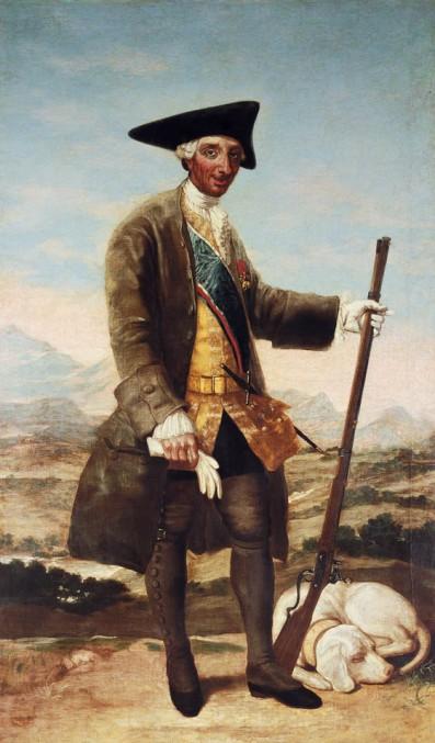 carlos-iii-cazador