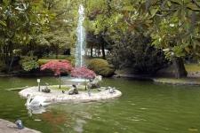 Estanque-en-el-Campo-de-San-Francisco.-Oviedo