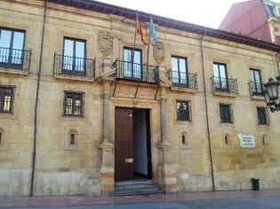 palacio condes de Toreno