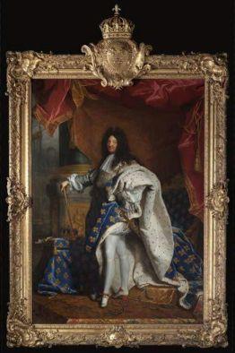 Luis XIV louvre