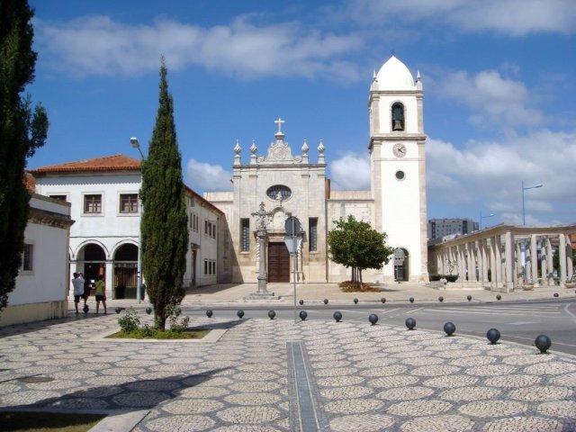 Aveiro iglesia de santo domingo