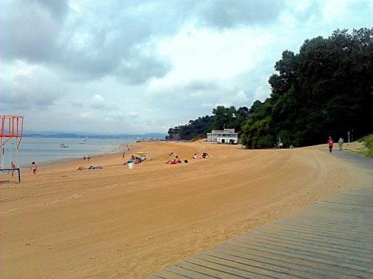 Playa de la Magdalena en Santander 5