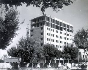 edificio sindicatos 1960