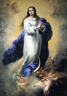 inmaculada concepción 1660-1665