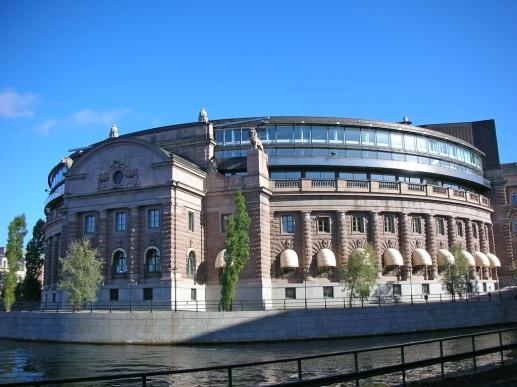 parlamento-estocolmo