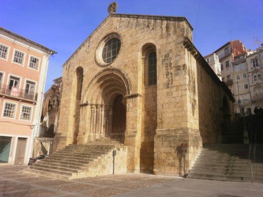 Iglesia de Santiago - Coimbra