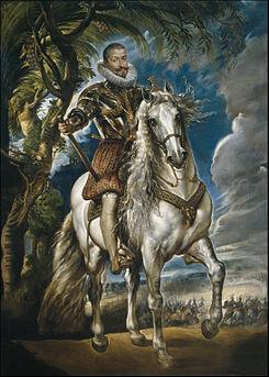 Valido Retrato_ecuestre_del_duque_de_Lerma_(Rubens)