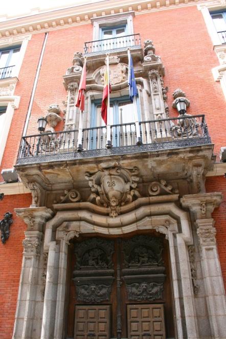 palacio del duque de ugena