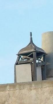 chimenea tinajo