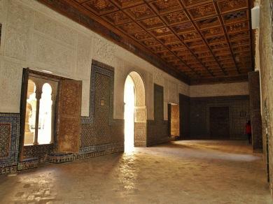 salón del pretorio. casa de pilatos (12)