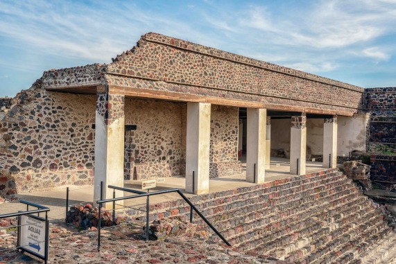 palacio de quetzalpapalotl