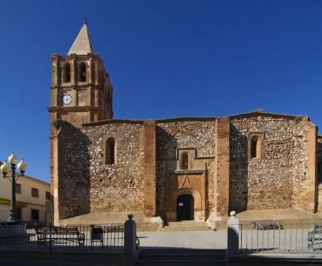iglesia alange